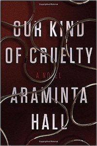 Our kind of cruelty by Araminta Hall; book review - The Stripe Reading LIst