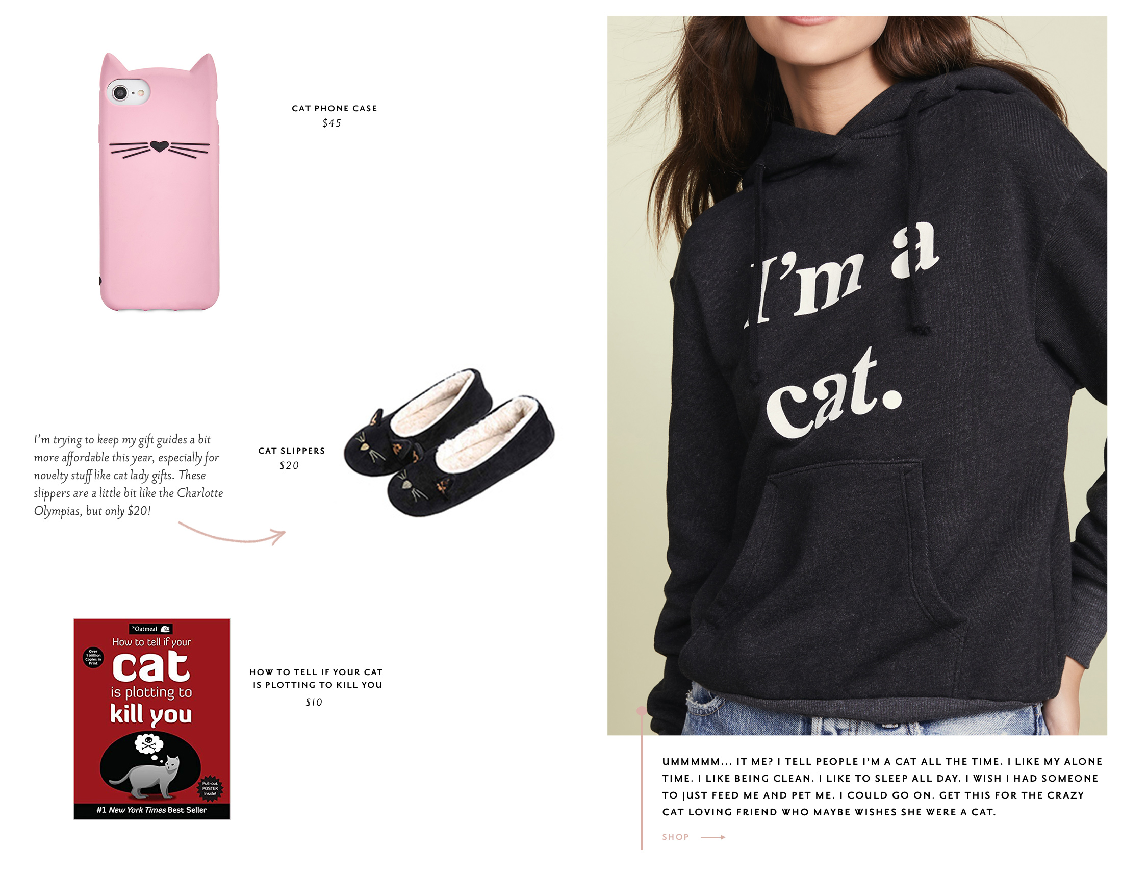 Gift Guide: The Cat Lady