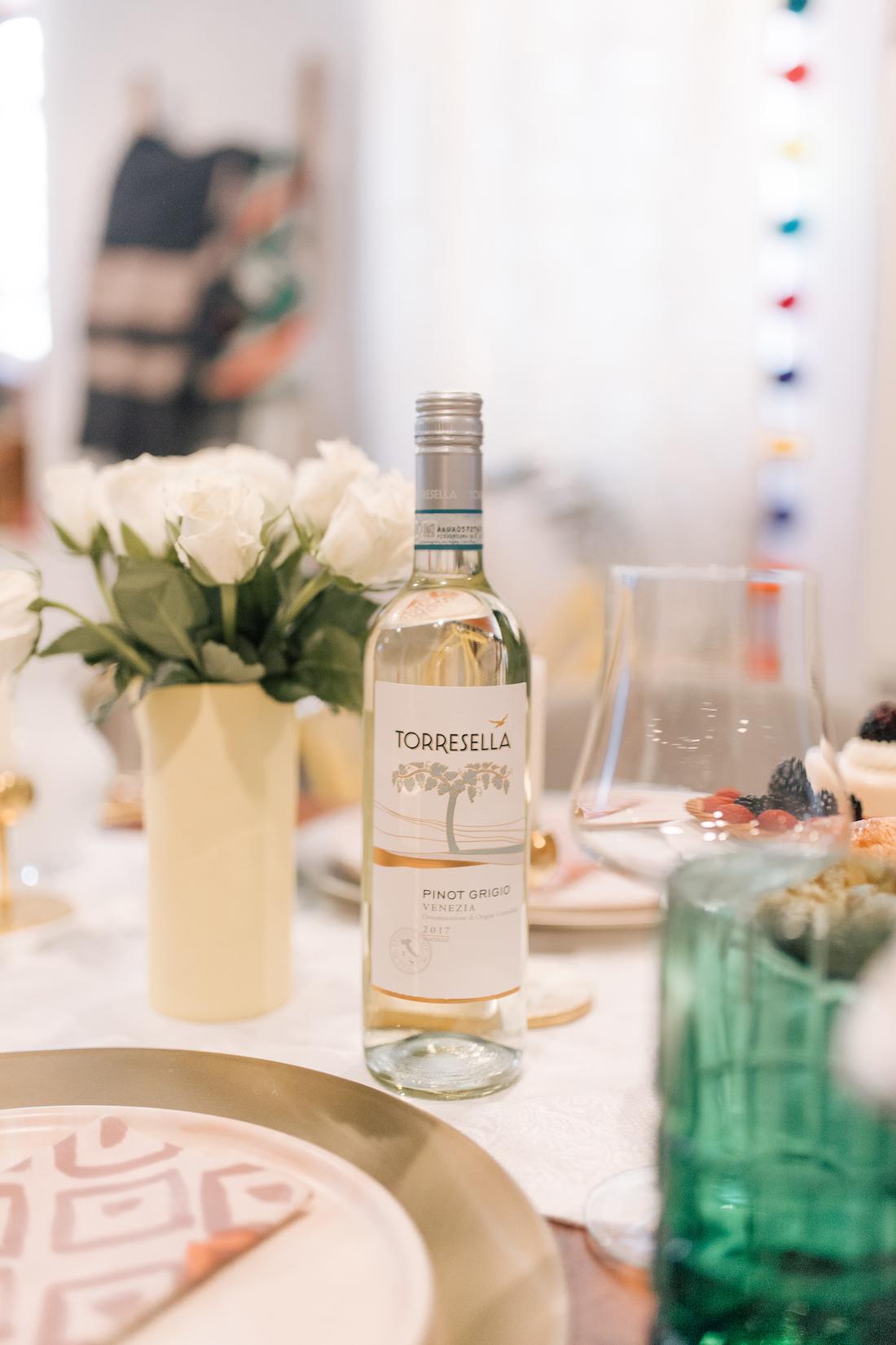 Torresella Pinot Grigio & Holiday Brunch