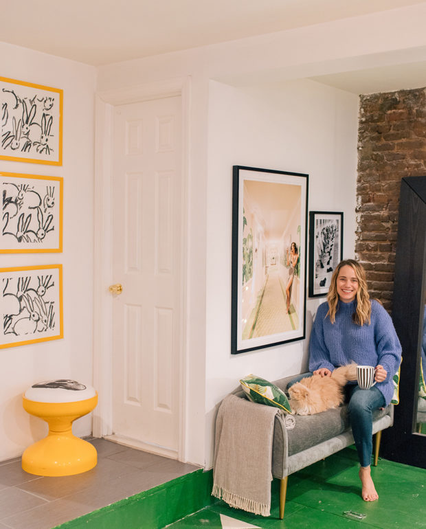 How to Pick Art For Your Home by Grace Atwood