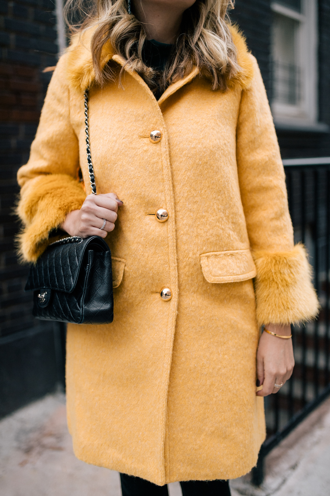 Outfit Details:Kate Spade Coat