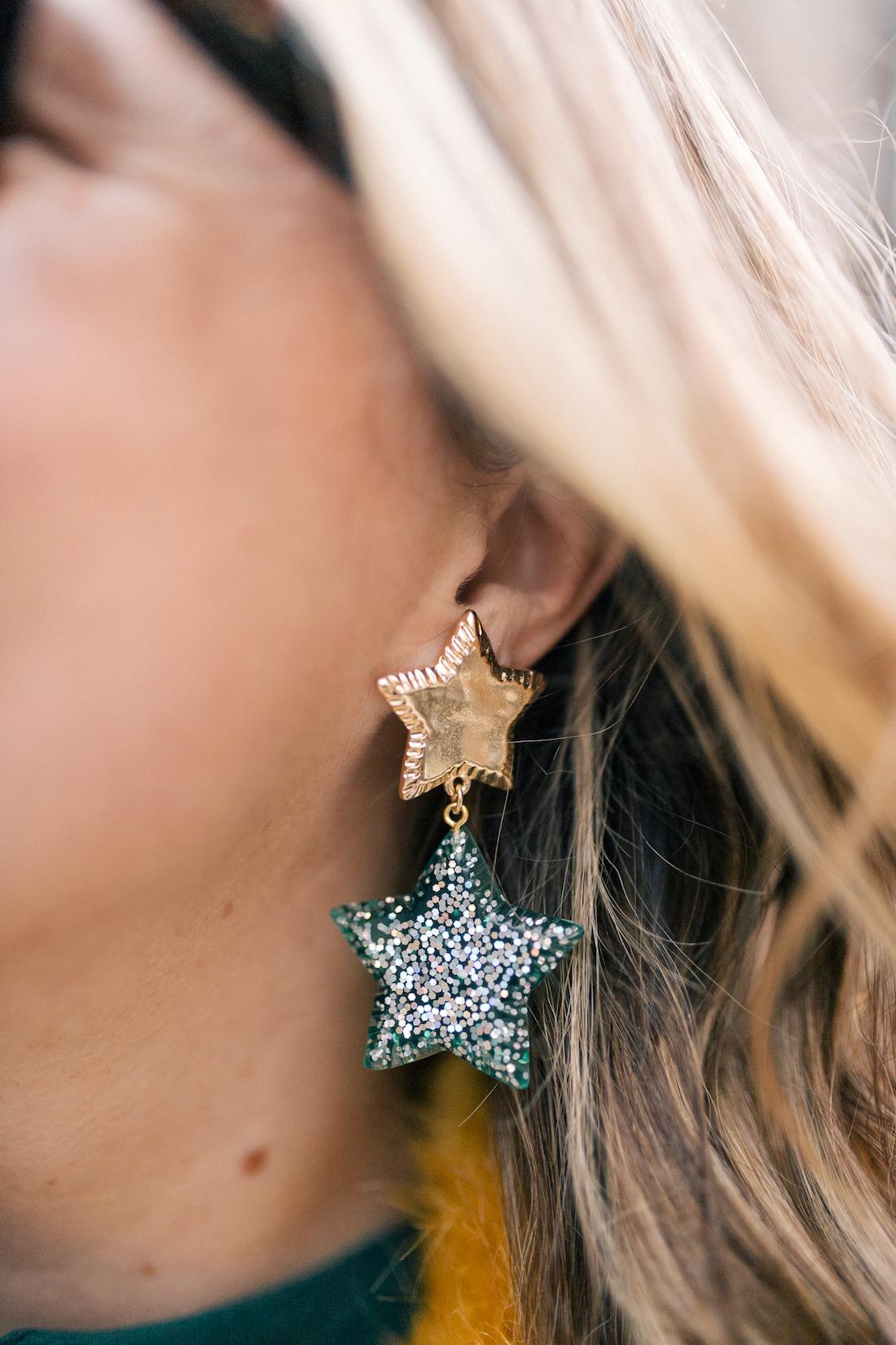 Candyshop Vintage Earrings