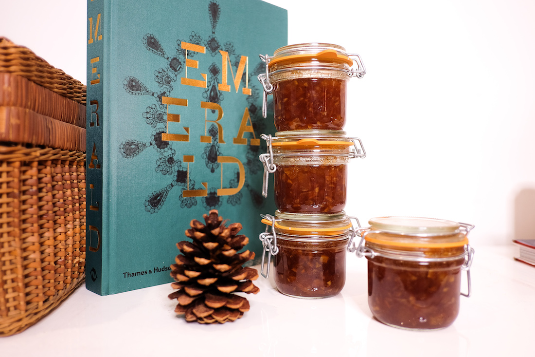 Holiday Jam Recipe: Apple Pie in a Jar