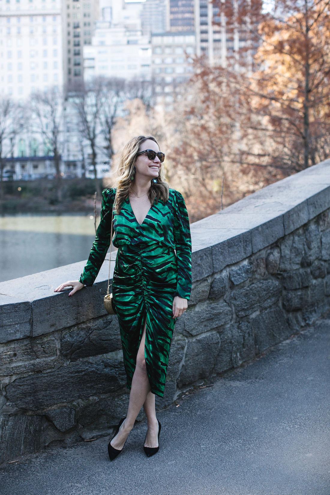Outfit Details:Topshop Dress