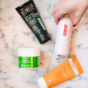 Skincare: My Favorite Body Products.