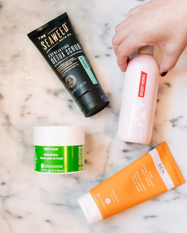 favorite body products featured