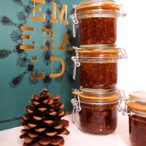 Holiday Jam Recipe: Apple Pie in a Jar.