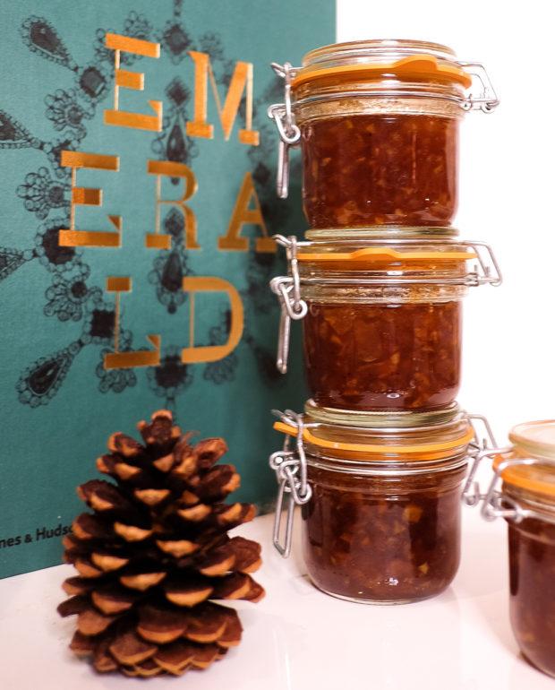 holiday jam recipe