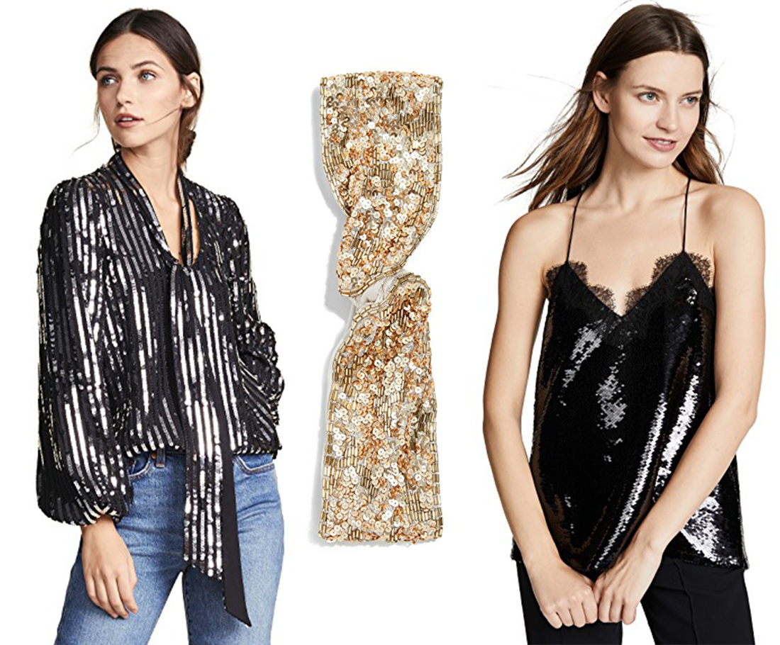 What to Wear on New Year's Eve - The Stripe