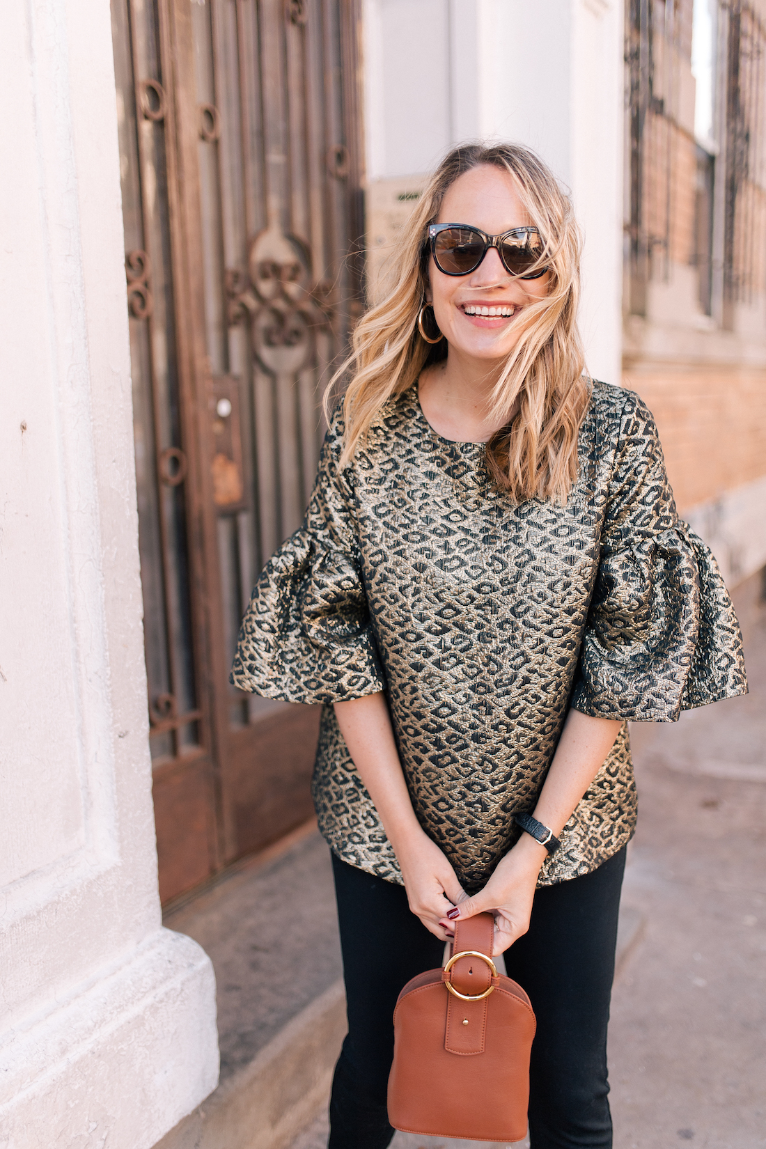 the perfect party top