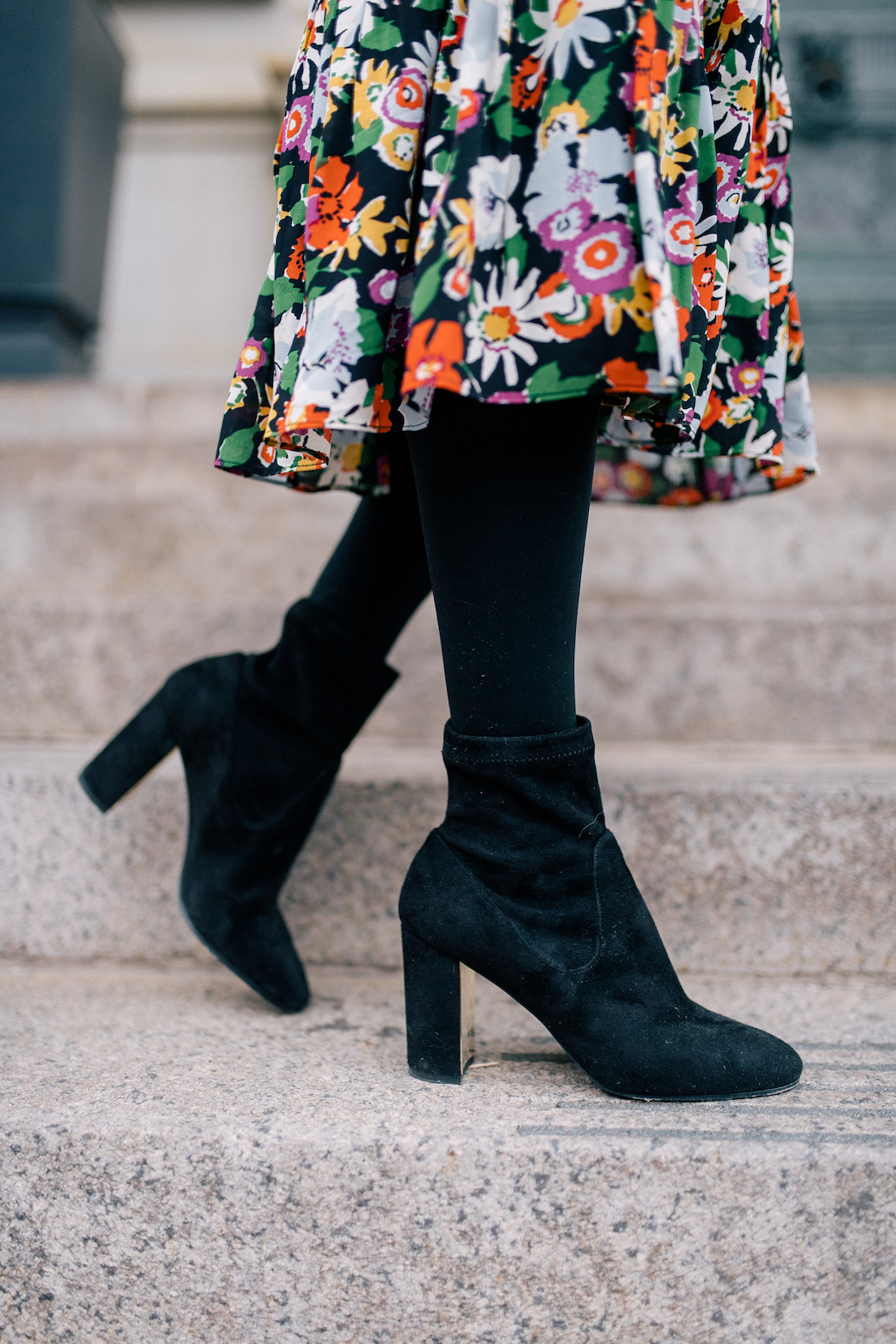 Express Tights// Marion Parke Boots
