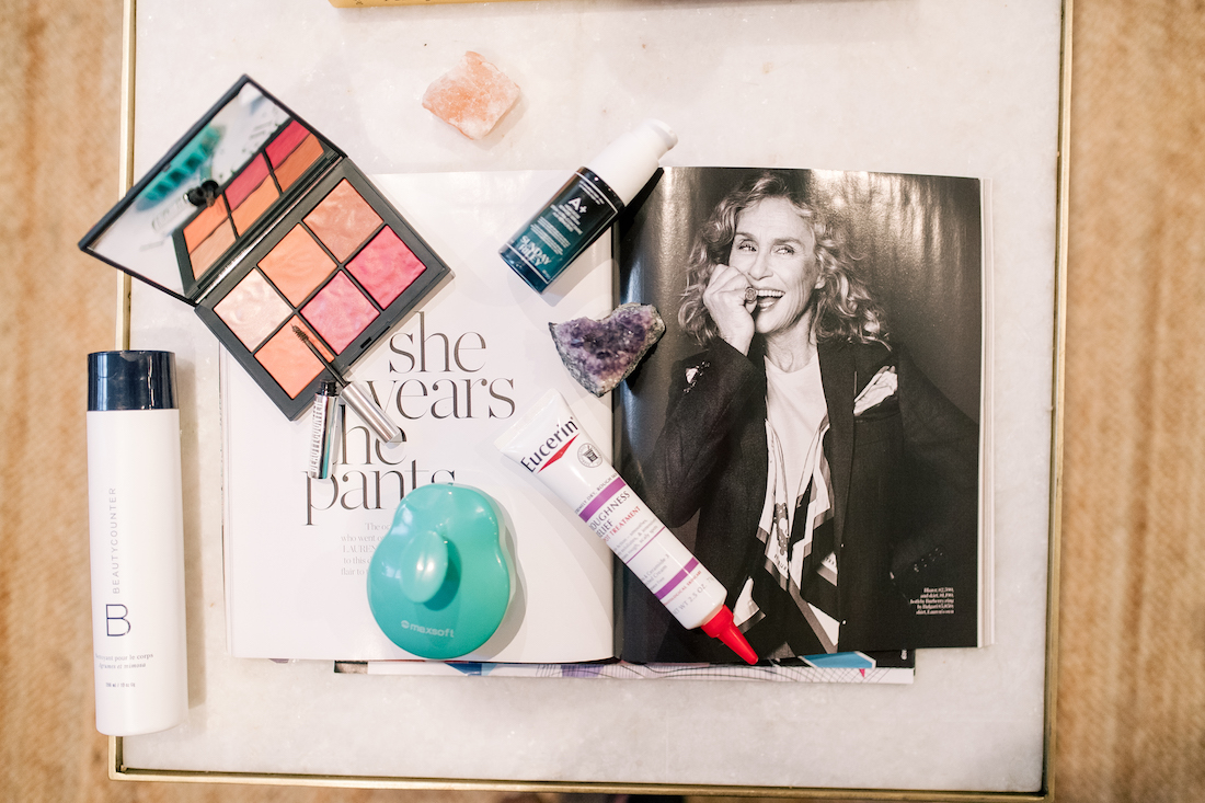 recent beauty favorites by grace atwood