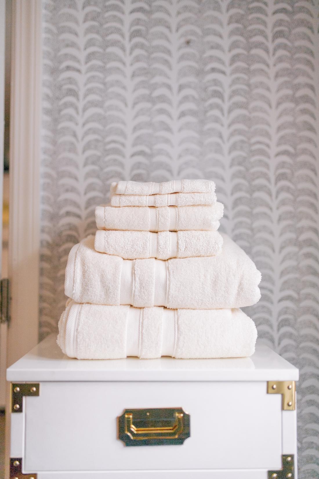 White Wamsutta® Ultra Soft MICRO COTTON® Bath Towel Collection