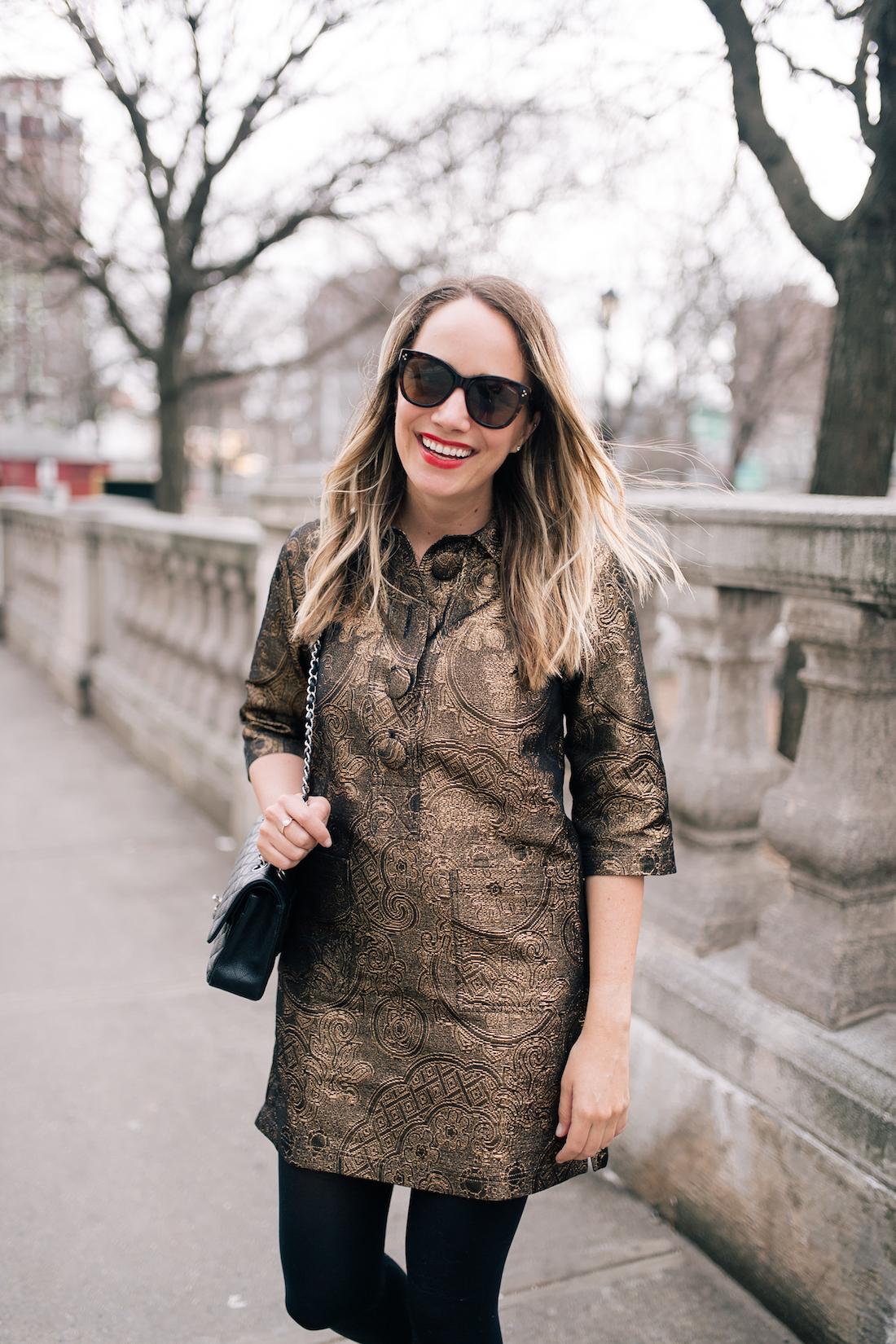 The SIL - Stuff I Like dress