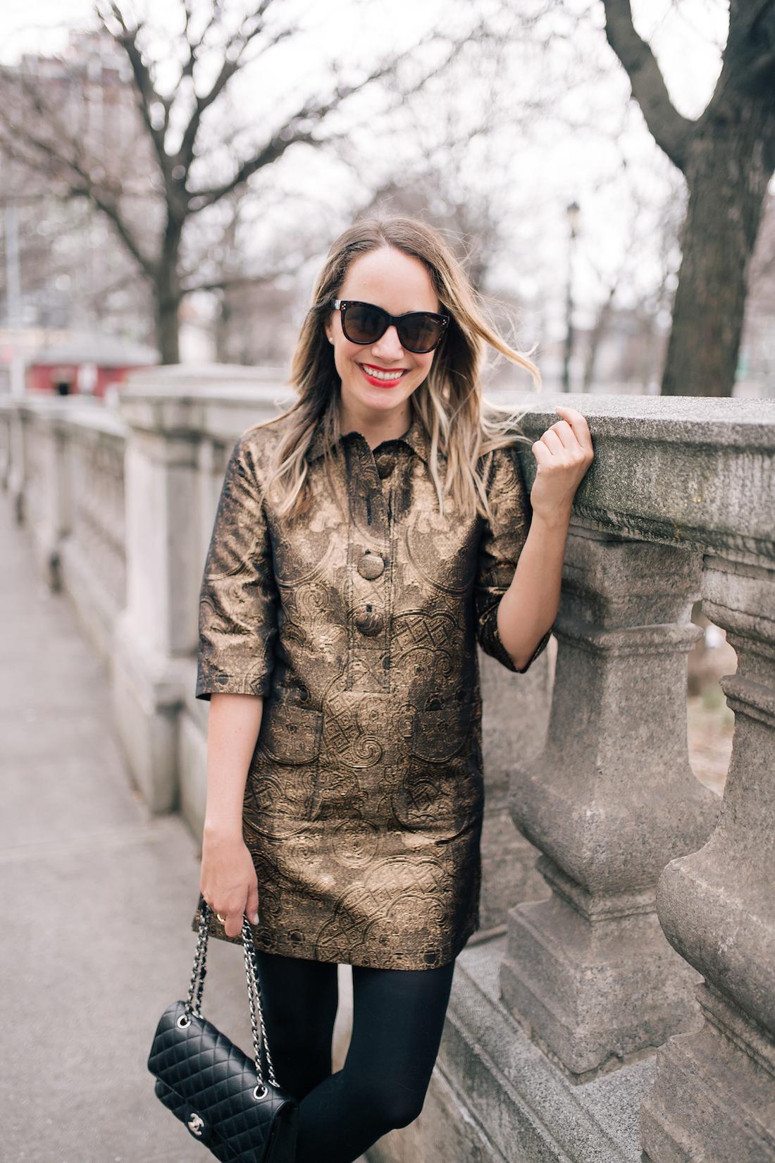 Outfit Details:Dovima Paris Dress