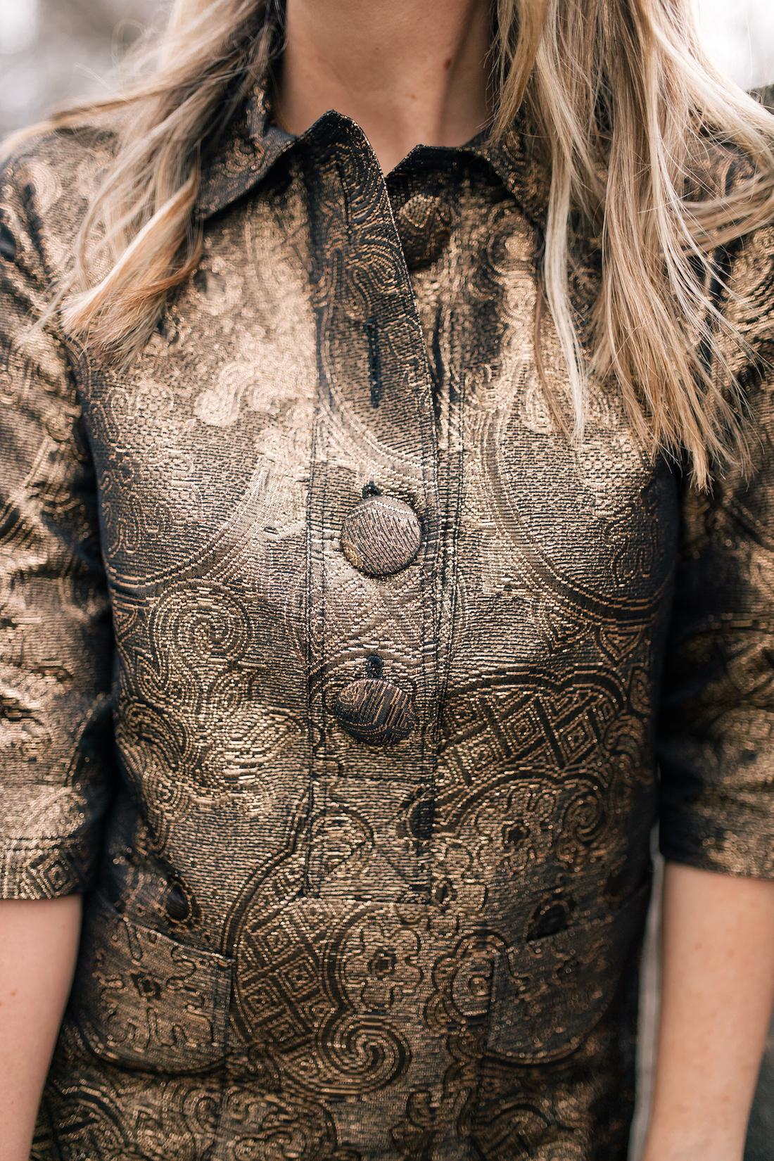 Outfit Details:Dovima Paris Dress (c/o The SIL)