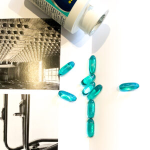 Beauty Hack: Advil Spot Treatment For Acne.