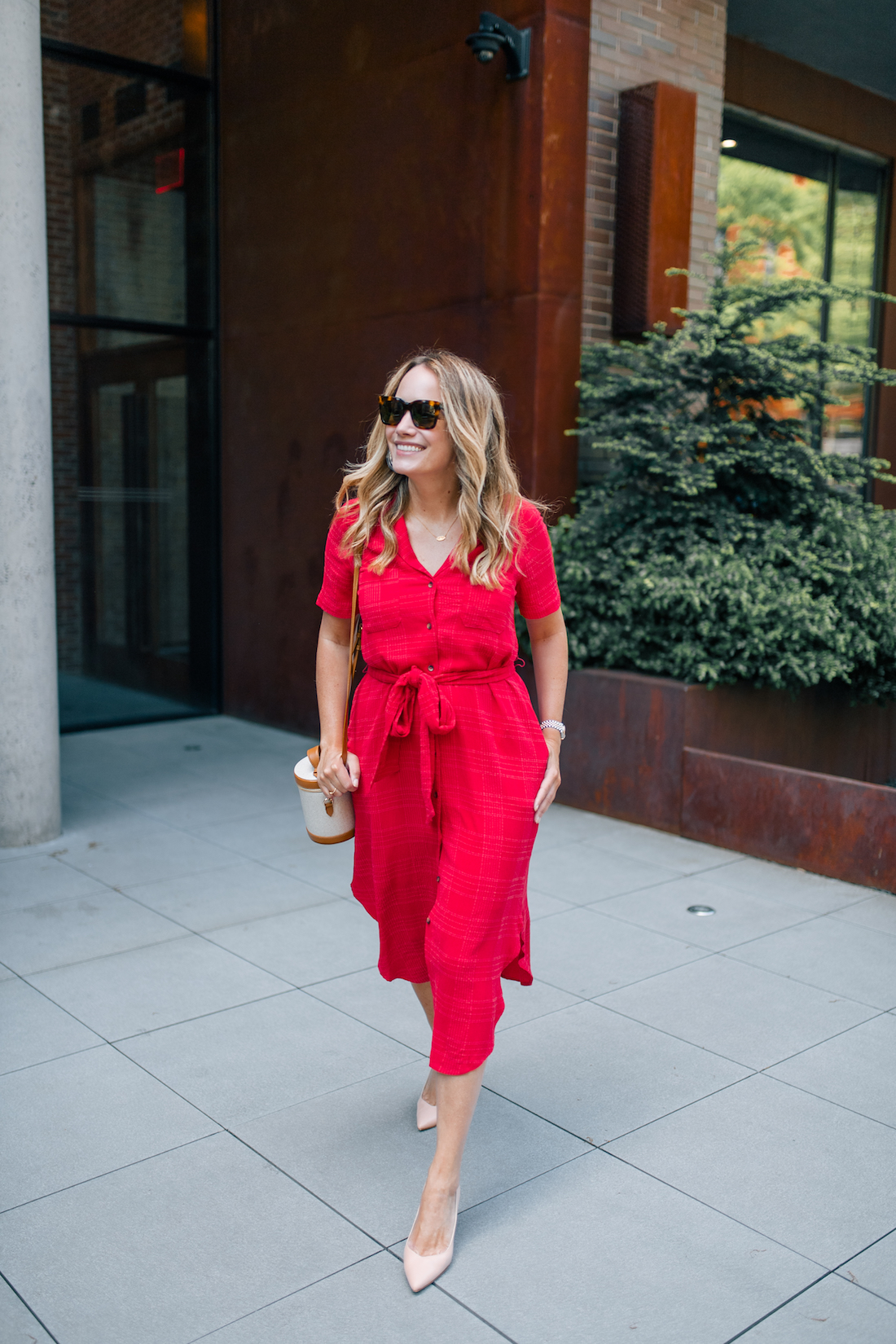 The Best Red Dresses For Spring by Grace Atwood