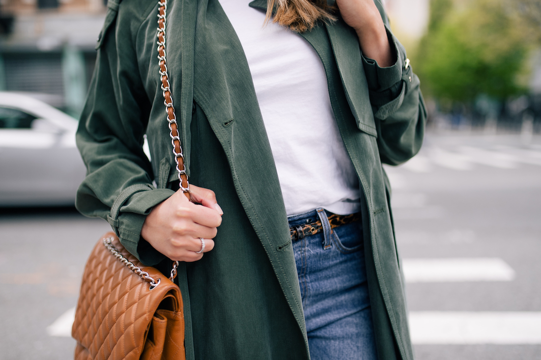 Outfit Details: Michael Kors Trench
