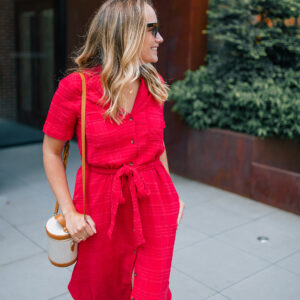 The Best Red Dress(es) For Spring.