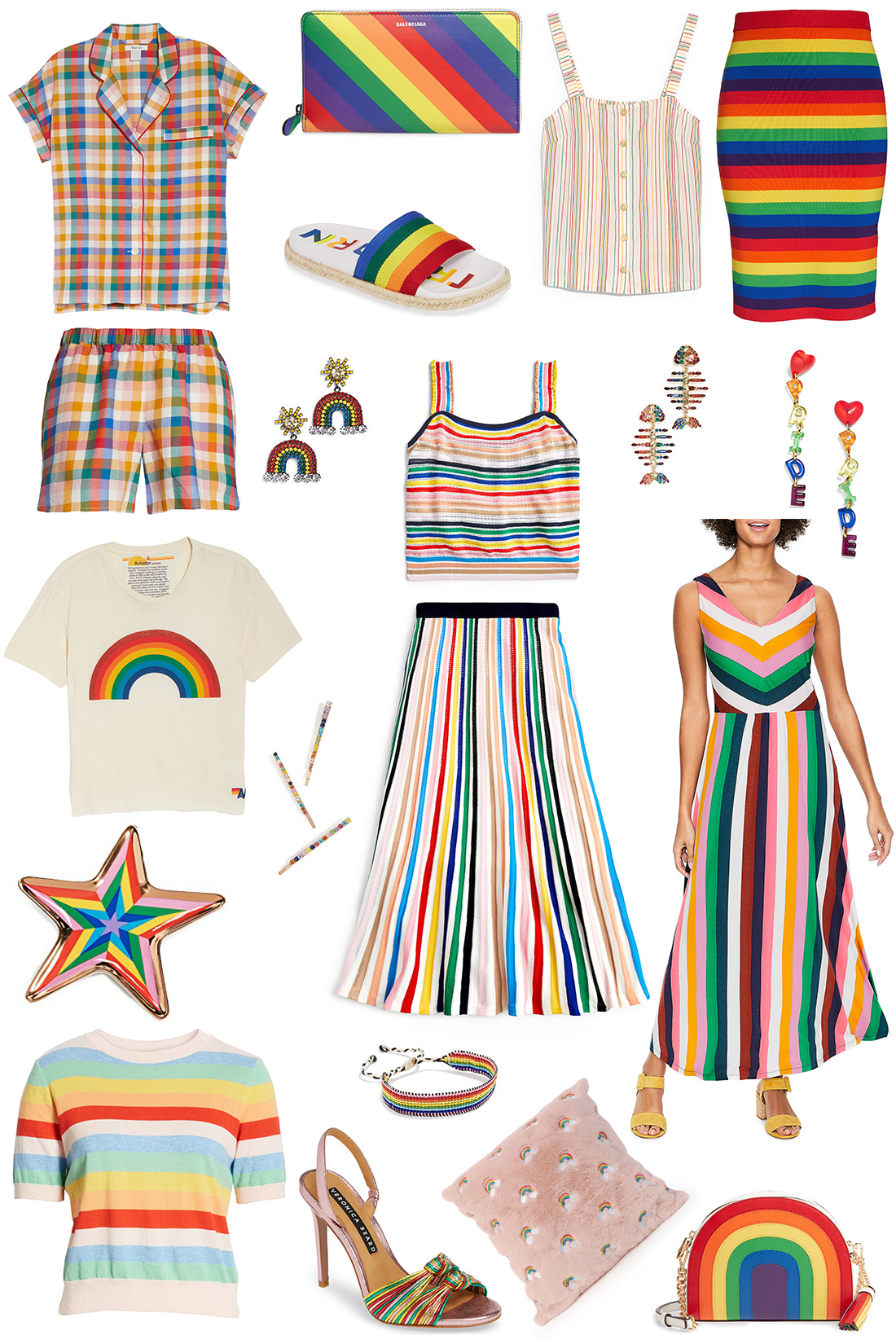 the best rainbow pieces