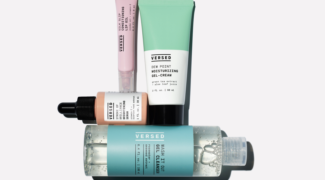 fun finds - six // Versed Skincare.