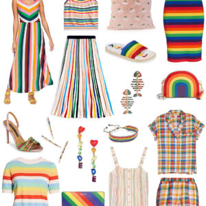 The Best Rainbow Pieces for Pride Month (and Every Day)!