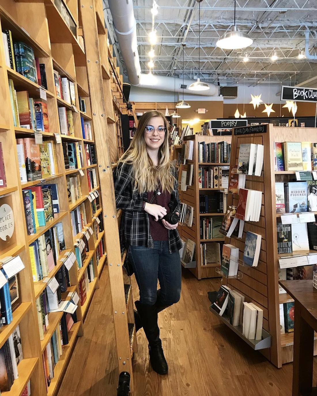 @literaryjo // Amy Jo