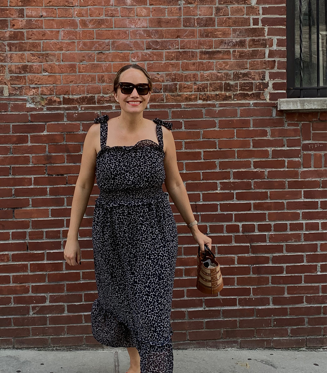 What I Actually Wore: 7.20-7.26 - maxi dress