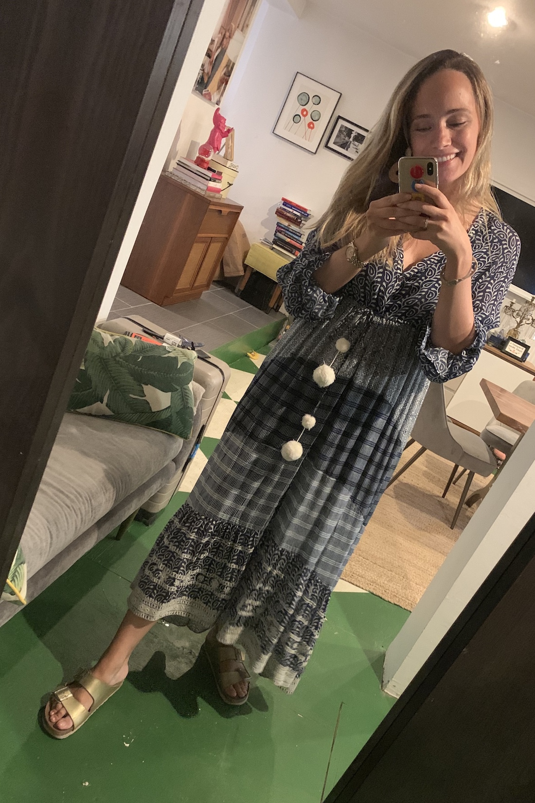 What I Actually Wore: 7.20-7.26 by Grace