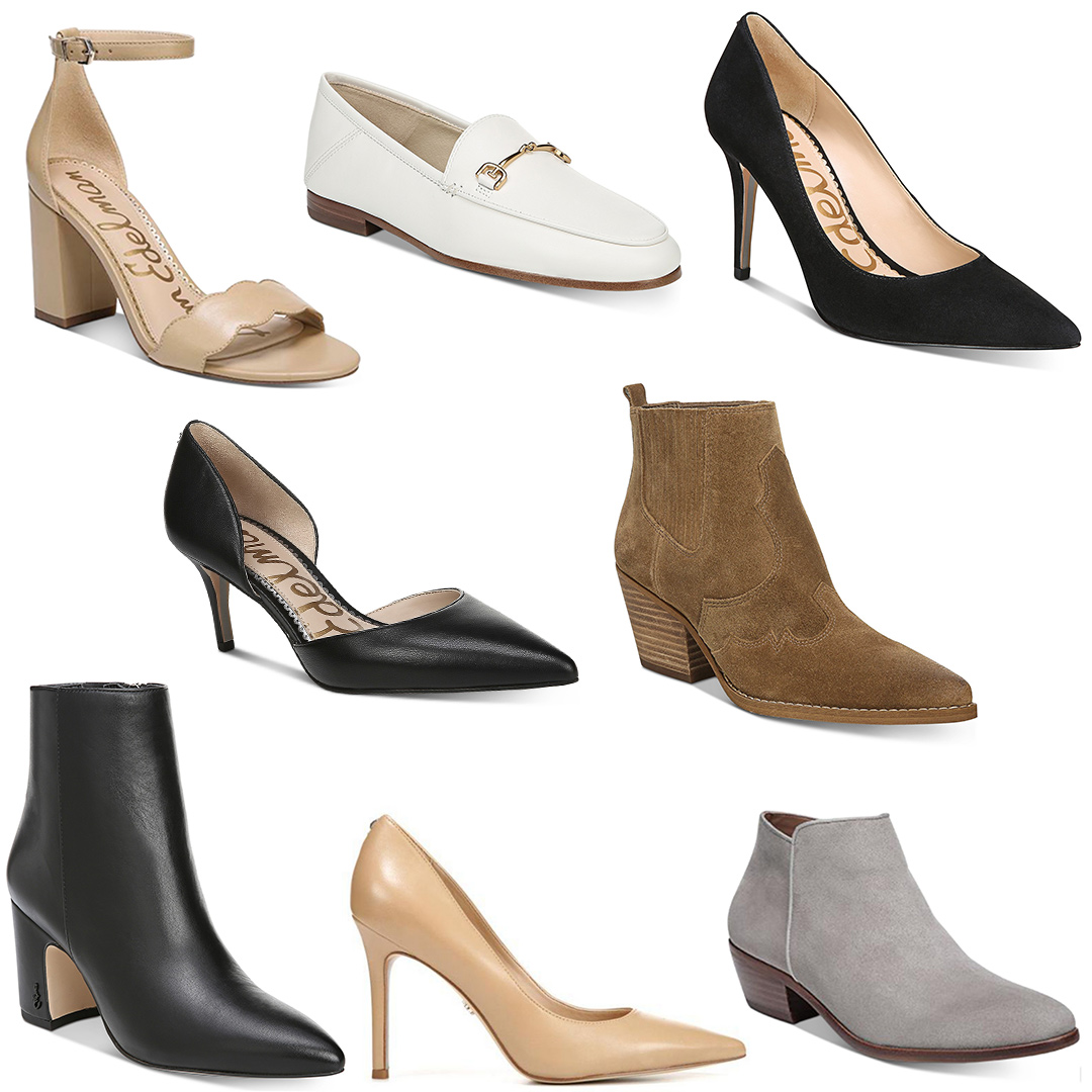 an array of affordable shoes for fall