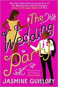 wedding party book