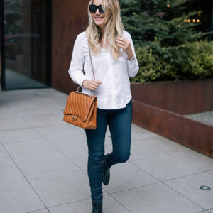 The Best Fitting Shirt I've Ever Put On (+ Giveaway!)