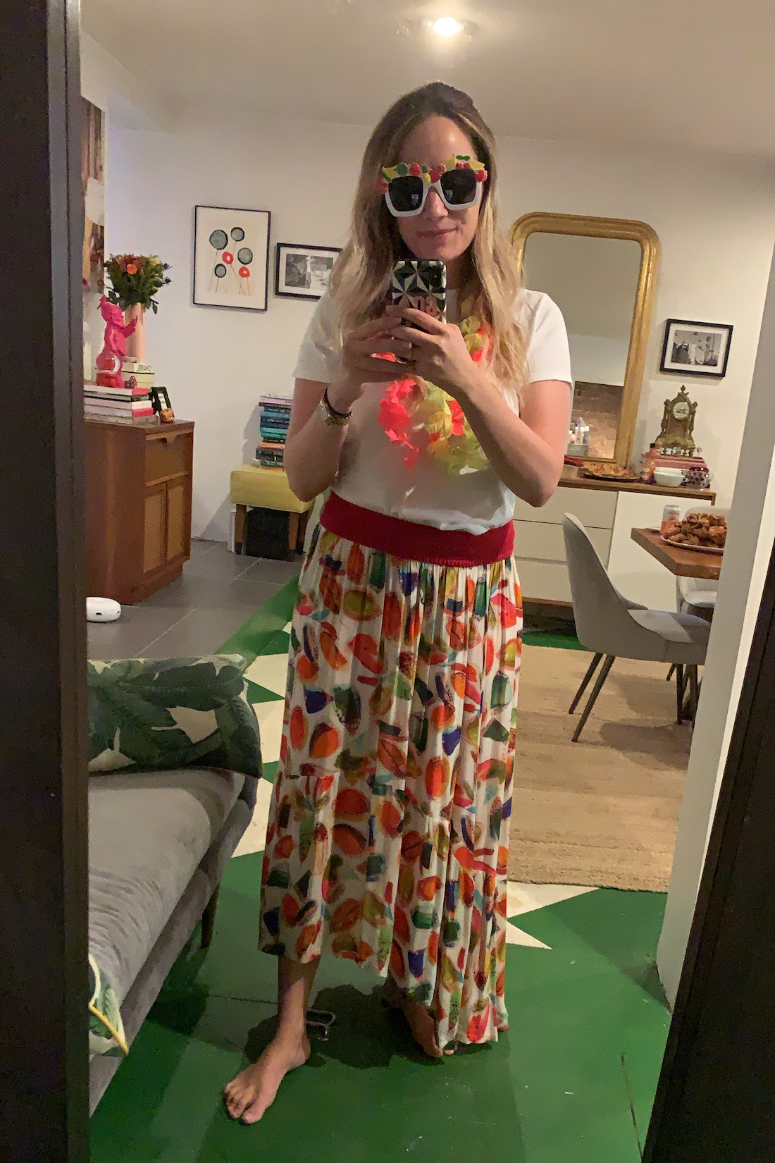 What I Actually Wore: 9.28 - 10.4 - birthday