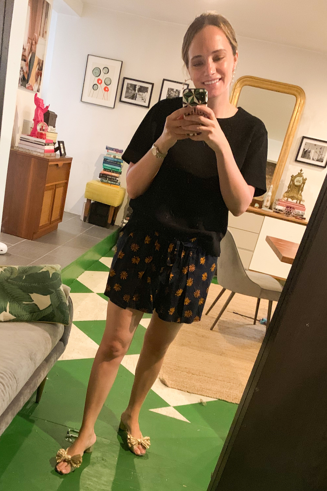 What I Actually Wore: 9.14 - 9.20 housewarming party