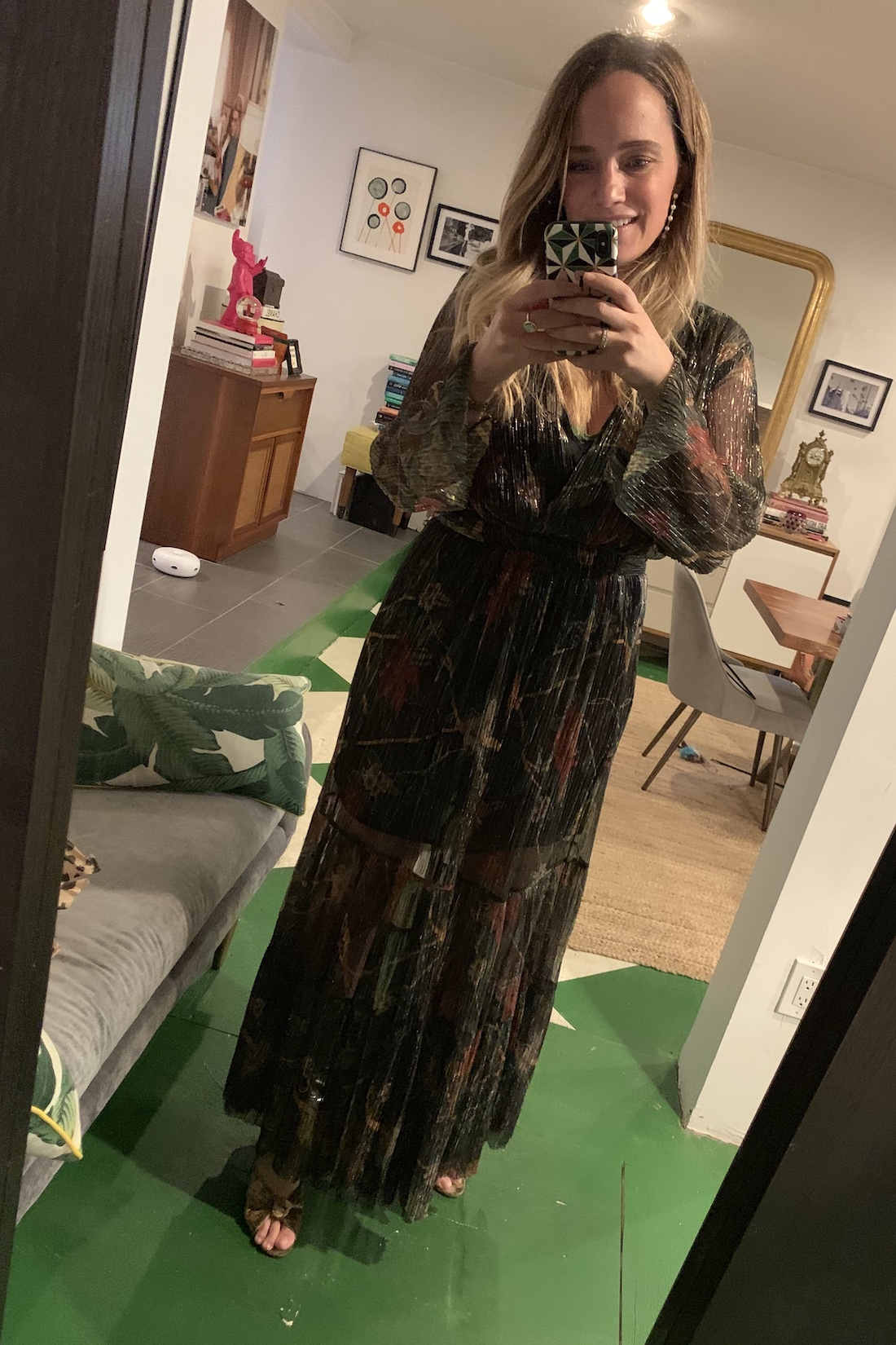 What I Actually Wore: 9.14 - 9.20 birthday party outfit