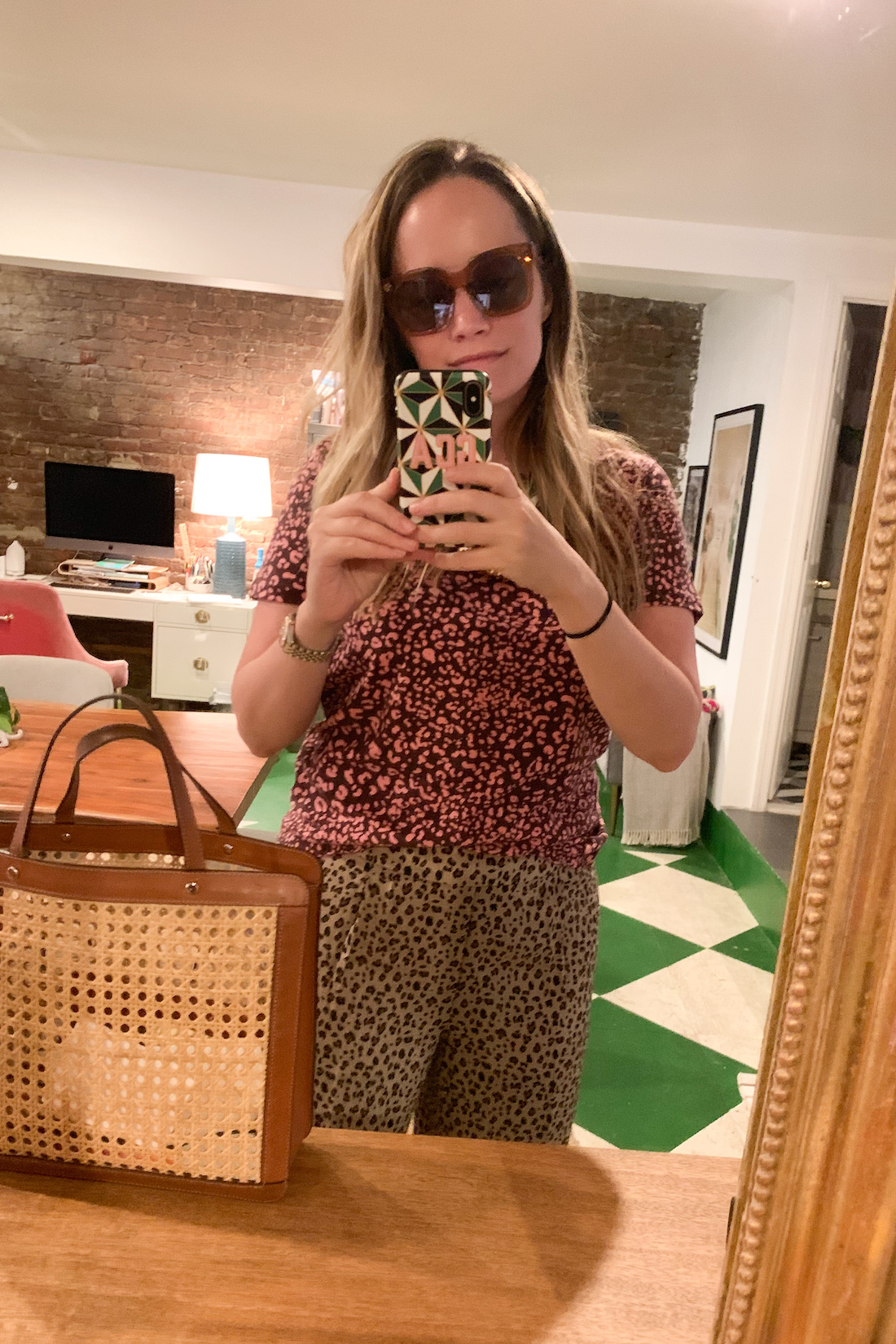 What I Actually Wore: 9.28 - 10.4 - heading for dinner