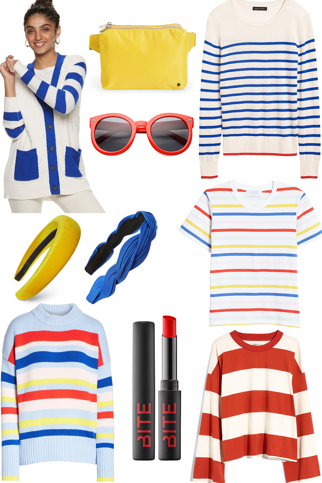 primary colors fall trends