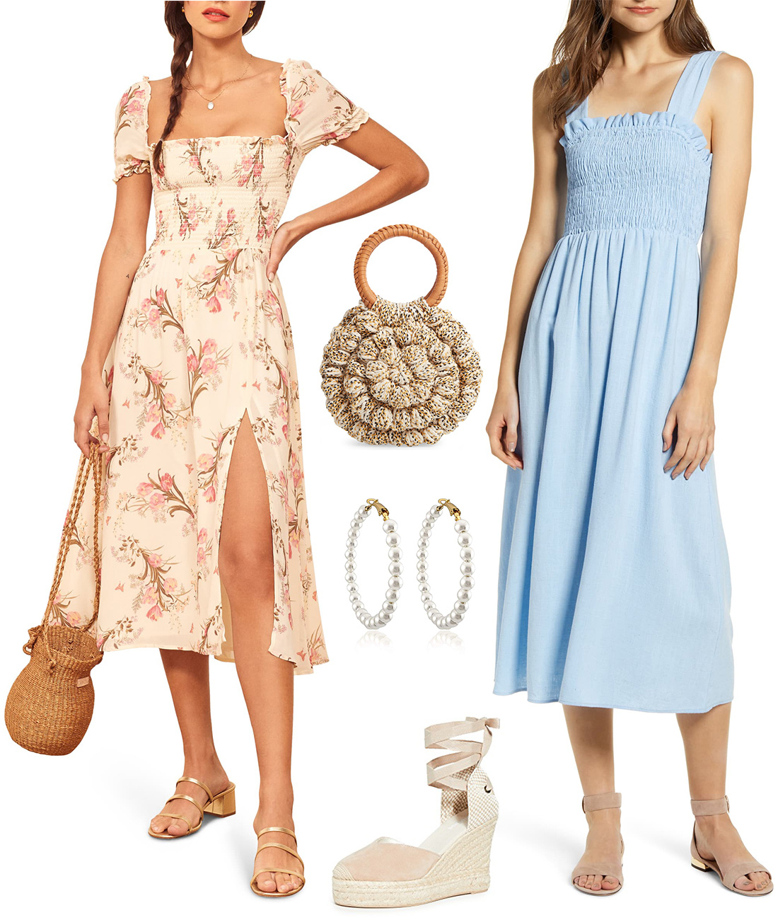 Wedding Guest Outfits for a country or southern wedding