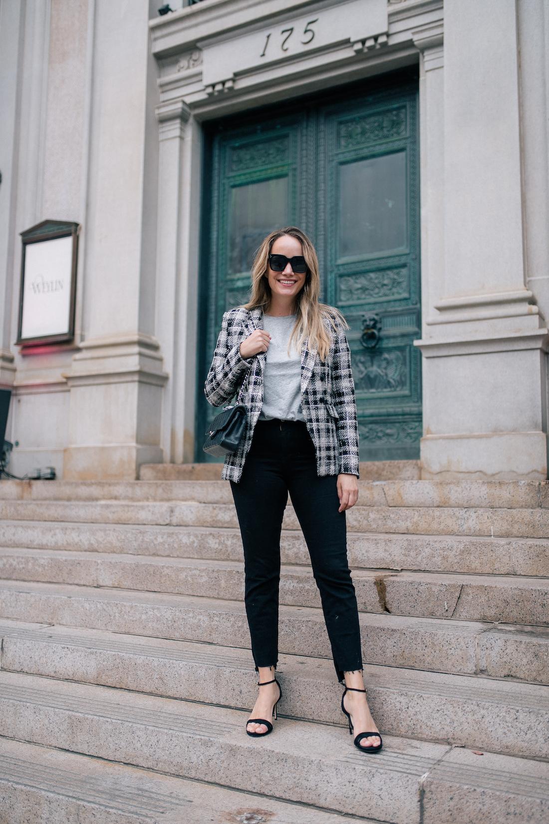 blazer Fall Basics