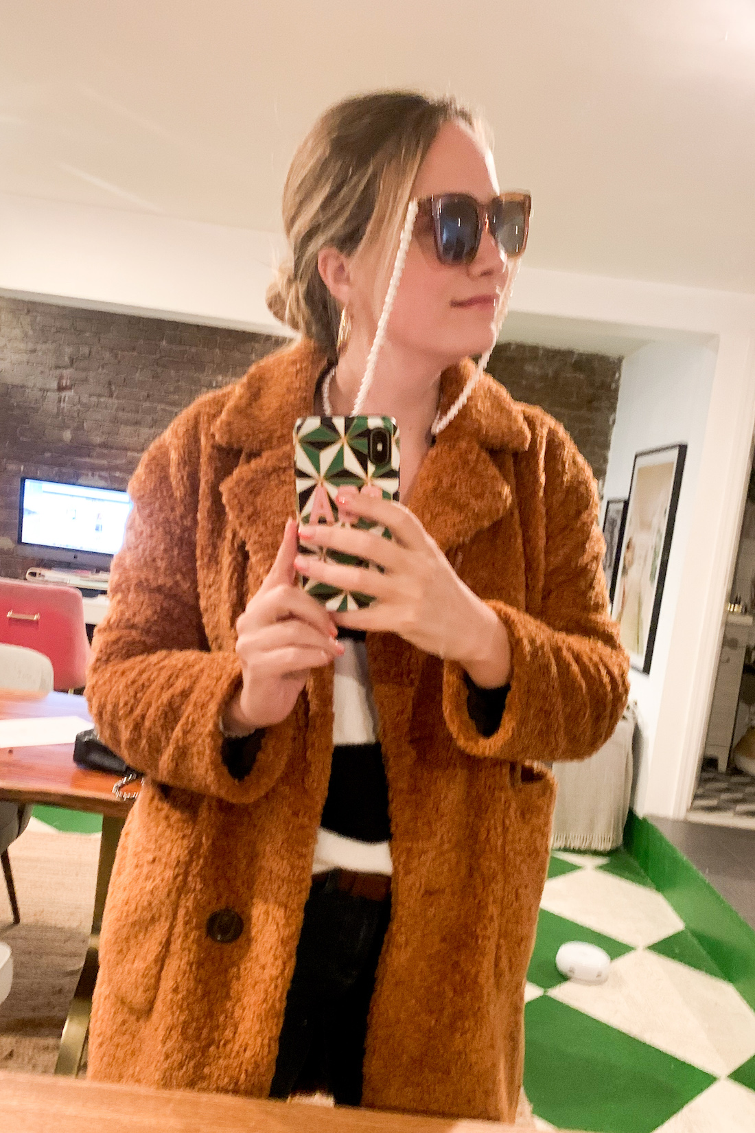 coat - What I Actually Wore: 10.19 - 10.25