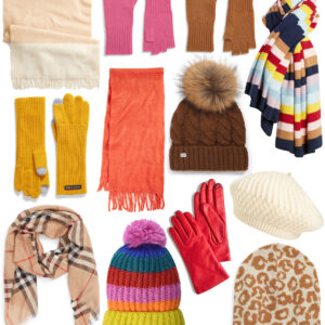 Playful or Classic: The Best Cold Weather Accessories!