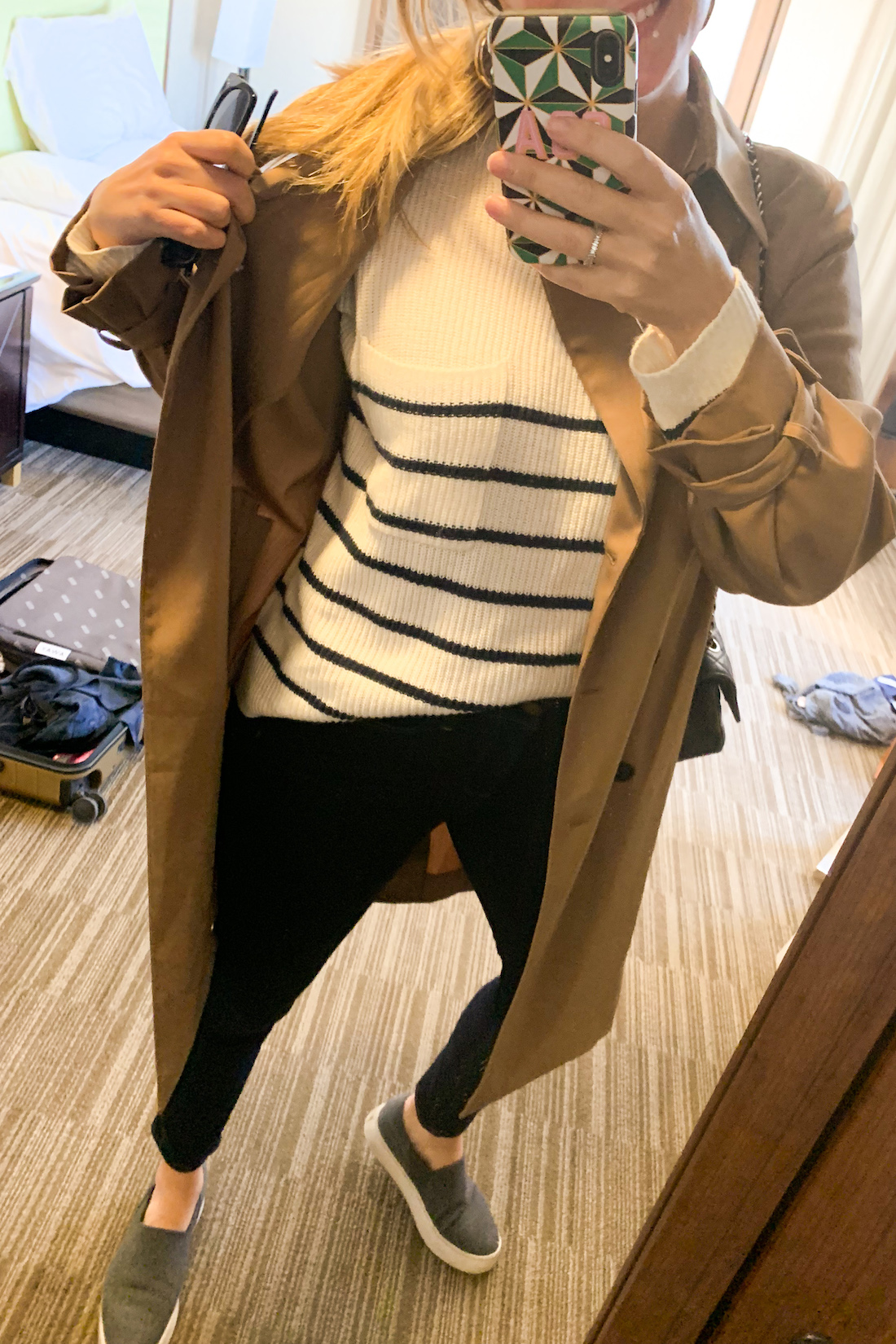 What I Actually Wore: 9.28 - 10.4