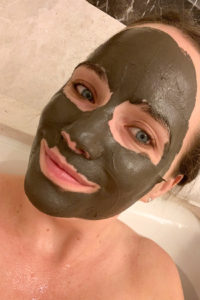 borghese mask - Two Nights in Atlanta