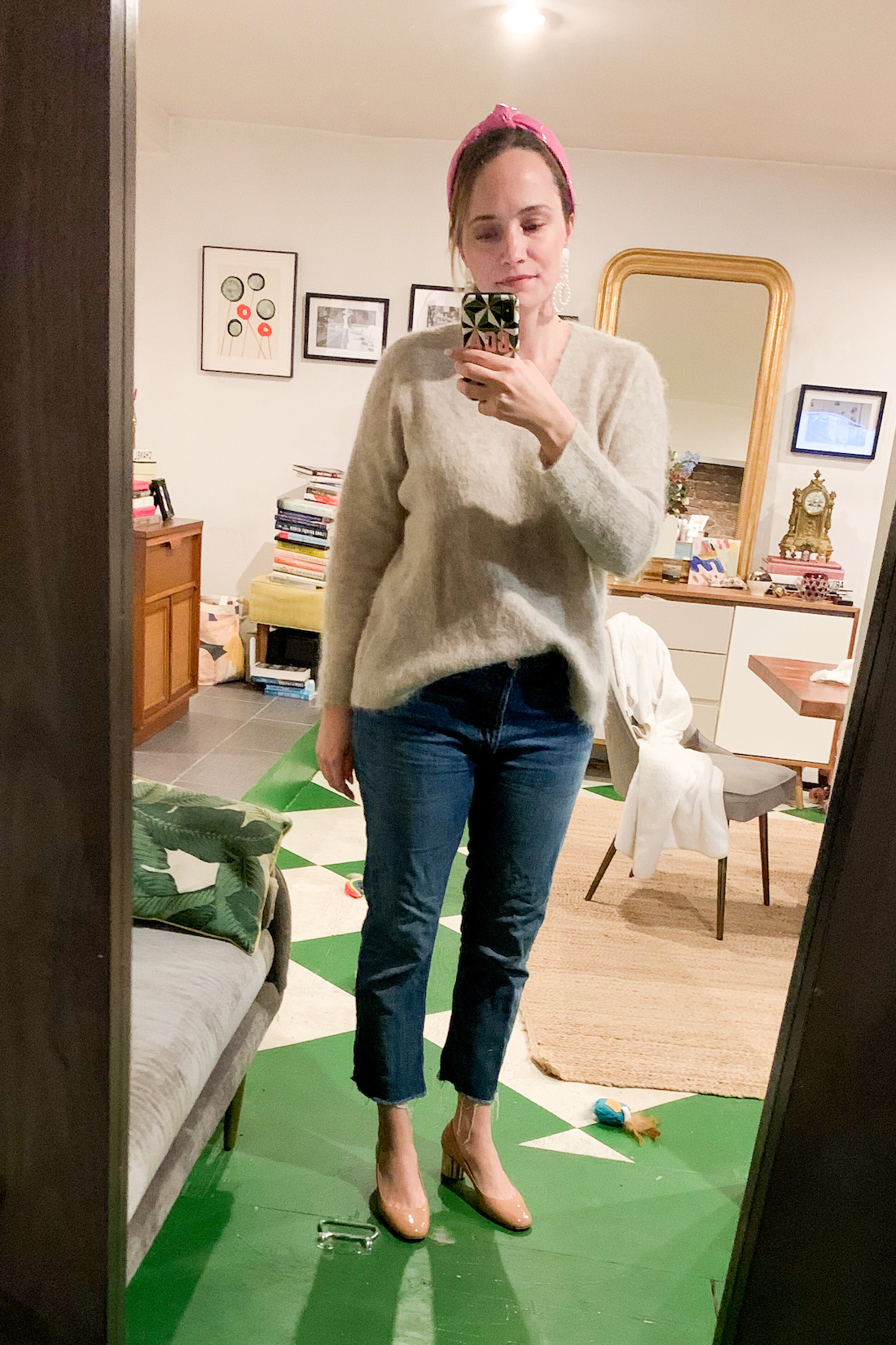 What I Wore: 11.16 - 11.22