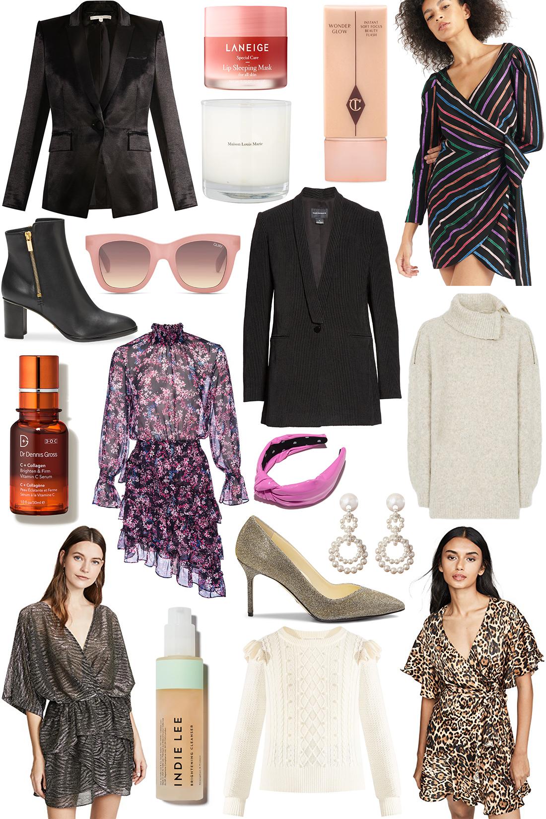Short Wrap Dresses | A Few Recent Favorites
