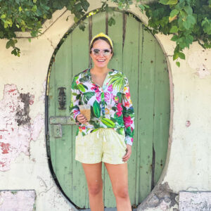 Everything I Wore in Harbour Island.