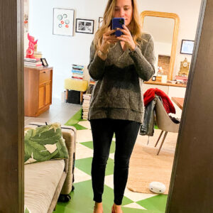 What I Wore: 12.20 – 12.27.