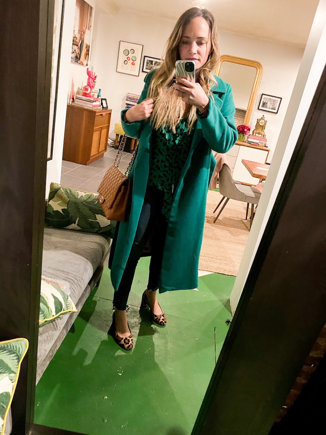 What I Wore: 1.25 - 1.31