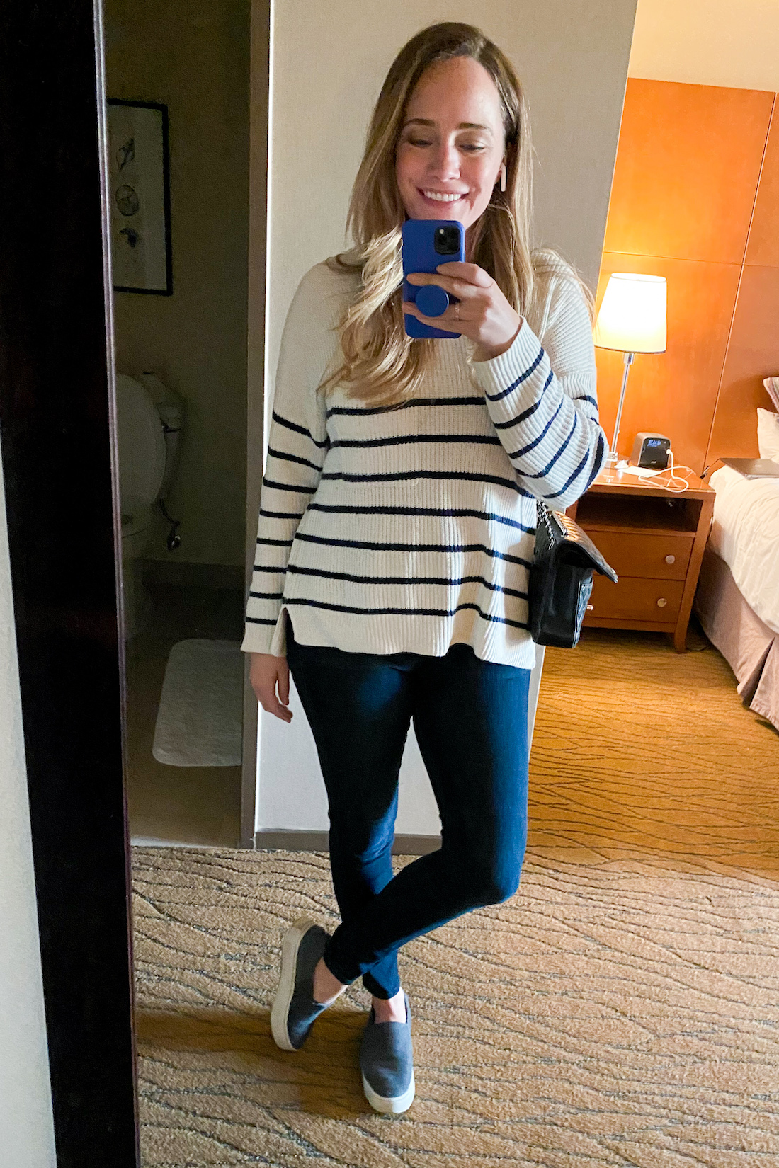 What I Wore: 12.28 – 1.3. | The Stripe